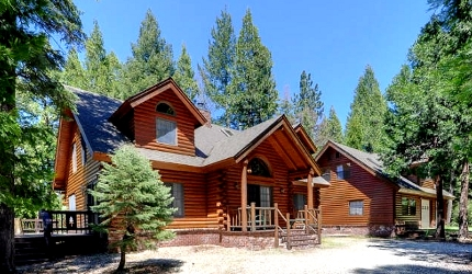♥July 4th Long Weekend Mt. Lassen Sightseeing Trip at Fabulous Forest Estate♥